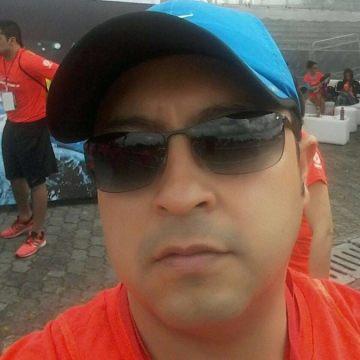 Carlos Correal, 36, Bogota, Colombia