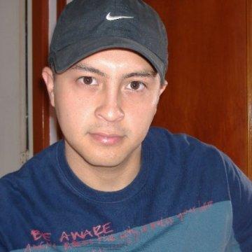 Carlos Correal, 35, Bogota, Colombia