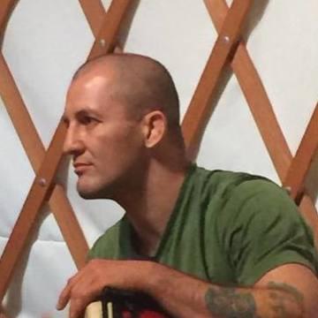 Jacson Correia, 41, Mexico, Mexico