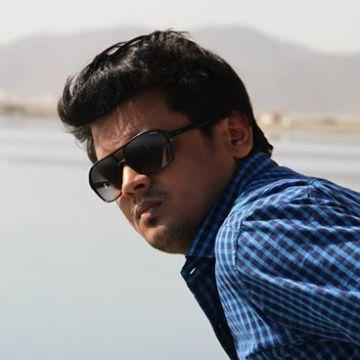 Govind Goswami, 28, Dubai, United Arab Emirates