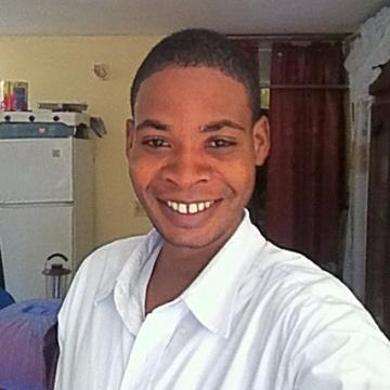 Ed, 29, Port-au-Prince, Haiti