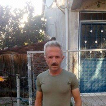 Mustafa Demirel, 42, Istanbul, Turkey