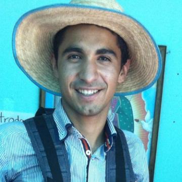 Cesar Alejandro Perez Anguiano, 24, Guadalajara, Mexico