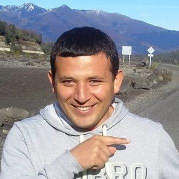 Teobaldo Vera Toloza, 35, Santiago, Chile