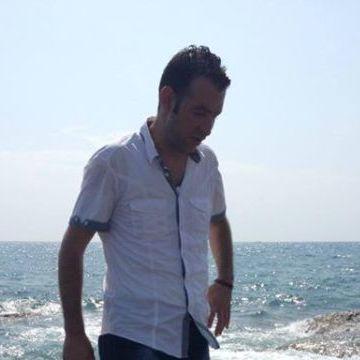 Ercan Erdil, 37, Istanbul, Turkey