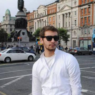 gio zaridze, 26, Tbilisi, Georgia