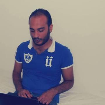 Haythem Marzouki, 30, Tunis, Tunisia