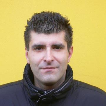 Angelo Maghini, 39, Brescia, Italy