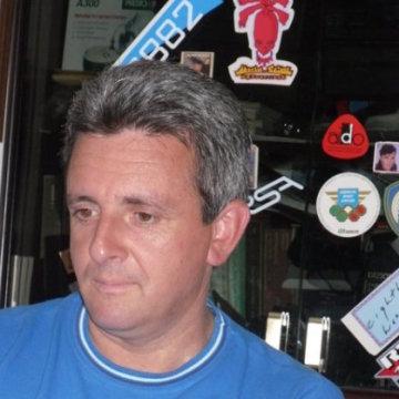 Giuseppe Trepiccione, 49, San Potito Sannitico, Italy