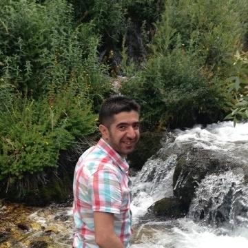 Veysel Alp, 37, Diyarbakir, Turkey