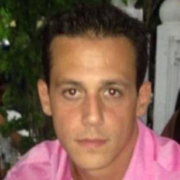 Ahmet Ceri, 37, Istanbul, Turkey