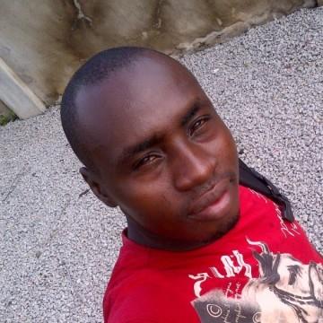 Steven Yusuf, 32, Lagos, Nigeria