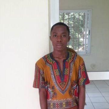 alieu kamara, 23, Freetown, Sierra Leone