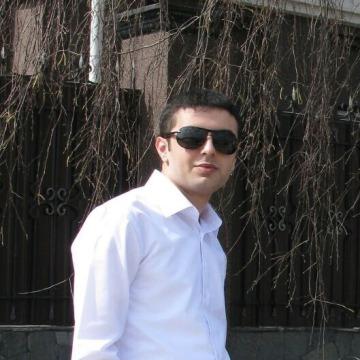 Saleh, 37, Baku, Azerbaijan