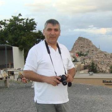 ares, 53, Istanbul, Turkey