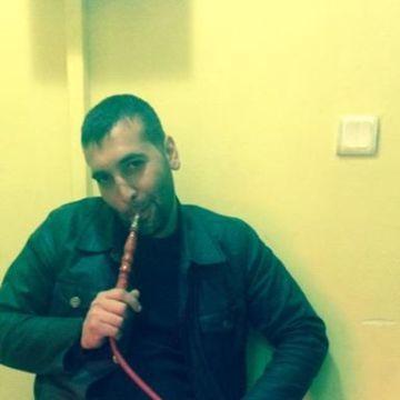 Yusuf Şat, 34, Izmir, Turkey