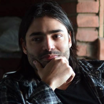 Christian Perucchi, 32, Buenos Aires, Argentina