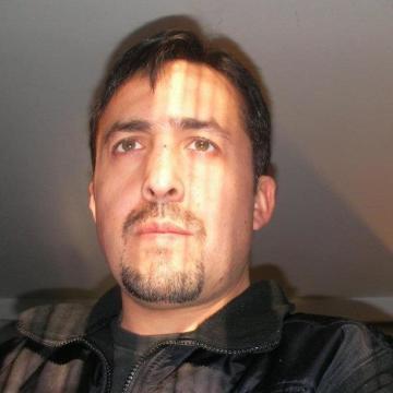Kaiser Robledo, 42, Santiago, Chile