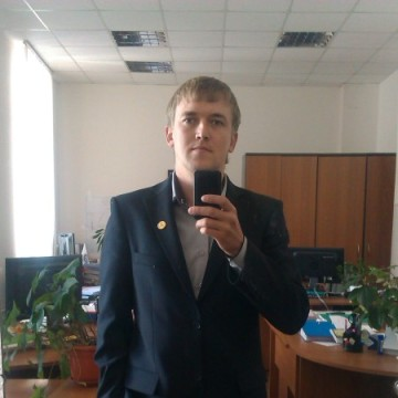 Nikolai Frolov, 30, Mezhdurechensk, Russia