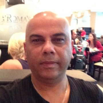Daniel Augustine, 53, Rio de Janeiro, Brazil