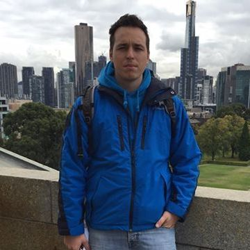 Dani Monros, 29, Valencia, Spain