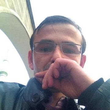Ramazan Yılmaz, 34, Istanbul, Turkey