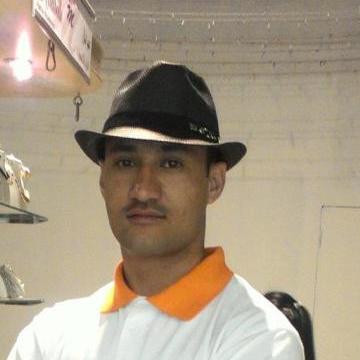 Shahzad Afridi, 29, Dubai, United Arab Emirates
