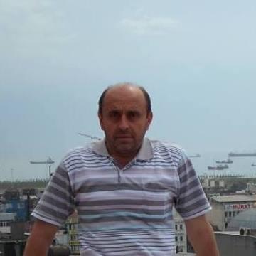 Atilla, 42, Istanbul, Turkey
