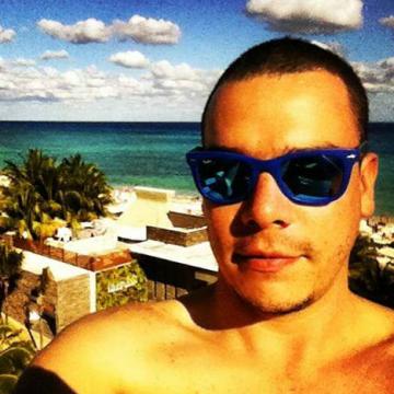 Pablo Barquin, 29, Playa Del Carmen, Mexico