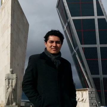 gerardo, 31, Madrid, Spain