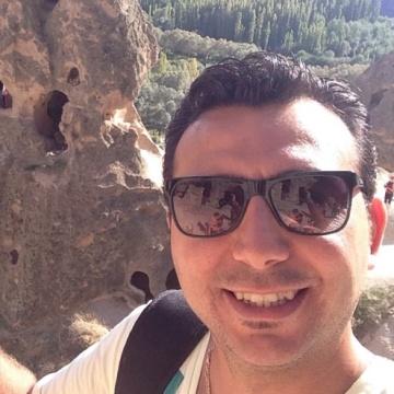 Serkan , 35, Izmir, Turkey