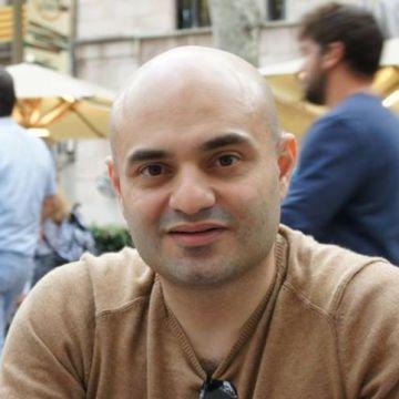 Ghazwan Tarabishi, 36, Dubai, United Arab Emirates