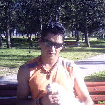 patricks erwuin , 37, Santiago, Chile