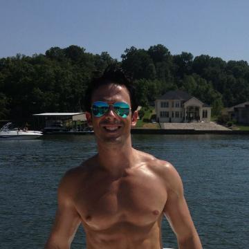 Chris Norbet, 36, Saint Louis, United States