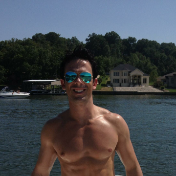 Chris Norbet, 37, St. Louis, United States