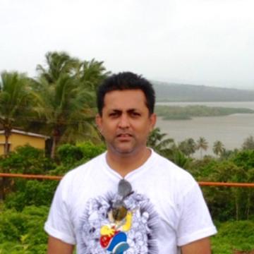William, 44, Mumbai, India
