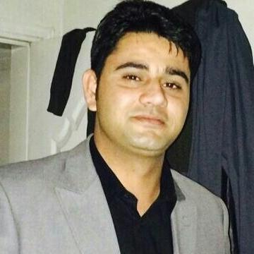 Khurram Mughal, 31, Dubai, United Arab Emirates