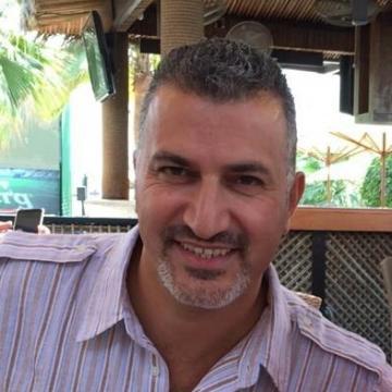 John Khoury, 38, Dubai, United Arab Emirates