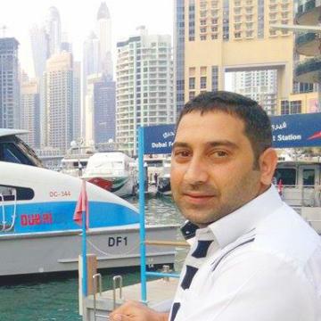 Arshad Khan, 31, Dubai, United Arab Emirates