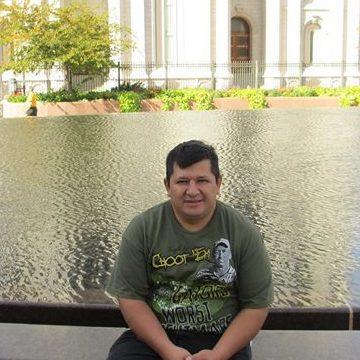Nelson Escobar, 47, Salt Lake City, United States