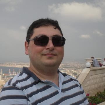 Vitaliy Abramov, 39, Rishon-Lecion, Israel