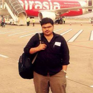 Boopathi Natarajan, 29, Sharjah, United Arab Emirates