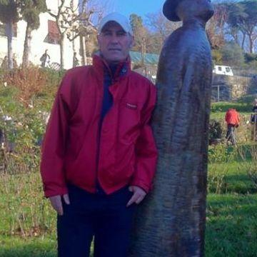 Said Agouni, 49, Rome, Italy