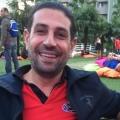 Can, 40, Istanbul, Turkey