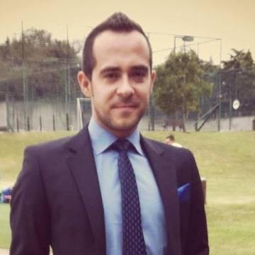 Ali, 34, Istanbul, Turkey