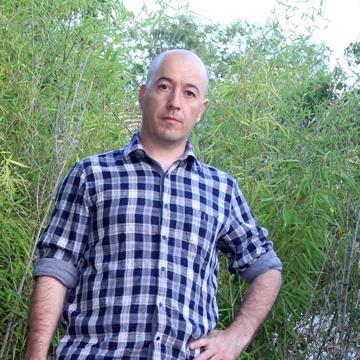 Luis, 44, Madrid, Spain