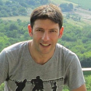 Baha Dante, 29, Edirne, Turkey