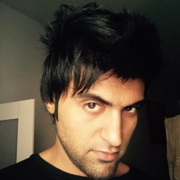Aadil Khan, 28, Dubai, United Arab Emirates