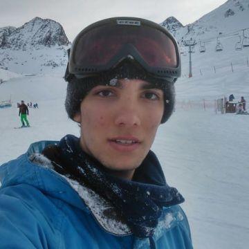 Guille Masuet Cuffi, 19, Barcelona, Spain
