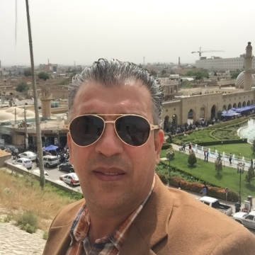 Herish M Majeed, 35, Erbil, Iraq